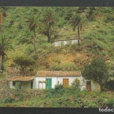 Postales: POSTAL CIRCULADA - LA GOMERA 82 - VALLHERMOSO - EDITA ESCUDO DE ORO. Lote 231539515