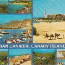 Postales: (403) GRAN CANARIA ... JOHN HINDE 2CT 403. Lote 234758705