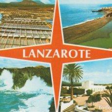 Postales: (20123) LANZAROTE. SALINAS. Lote 235143320