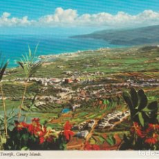 Postales: (208) TENERIFE. VALLE DE LA OROTAVA. .... SIN CIRCULAR .... JOHN HINDE. Lote 235148170