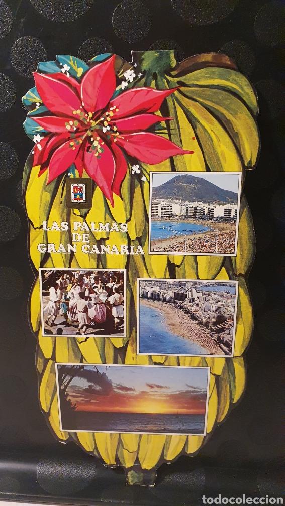 POSTAL TROQUELADA/ SIN CIRCULAR/ 21 ×10 / ( REF.D.121) (Postales - España - Canarias Moderna (desde 1940))