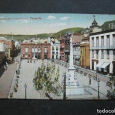 Postales: TENERIFE-PLAZA DE LA CONSTITUCION-POSTAL ANTIGUA-(77.011). Lote 236446290