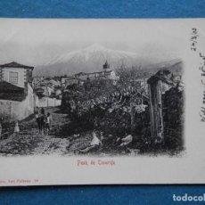 Postales: PEAK DE TENERIFE POSTAL AÑO 1903. Lote 239353515