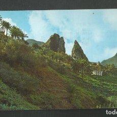 Postales: POSTAL CIRCULADA - HERMIGUA 7 - GOMERA - EDITA ARRIBAS. Lote 240574620