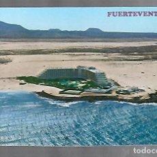 Postales: TARJETA POSTAL. FUERTEVENTURA. ISLAS CANARIAS. 50104. HOTEL TRES ISLAS. CORRALEJO. Lote 242305115