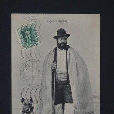 Postales: POSTAL CANARIAS TIPO CAMPESINO - BAZAR FRANCES - CA 1920. Lote 243023505