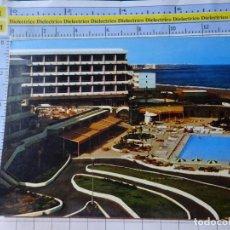 Postales: POSTAL DE LANZAROTE. AÑO 1973. SAN ANTONIO HOTEL PLAYA DE LOS POCILLOS. GASTEIZ. 3378. Lote 243682685