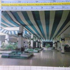 Postales: POSTAL DE LANZAROTE. AÑO 1979. TERMINAL DEL AEROPUERTO SAN BARTOLOMÉ - ARRECIFE. 3384. Lote 243683575