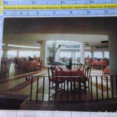 Postales: POSTAL DE LANZAROTE. AÑO 1972. MONTAÑA DE FUEGO, RESTAURANTE. 20005 AFORTUNADAS. 3388. Lote 243683920
