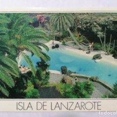 Postales: POSTAL ISLA DE LANZAROTE, JAMEOS DEL AGUA, AÑOS 70. Lote 244466170