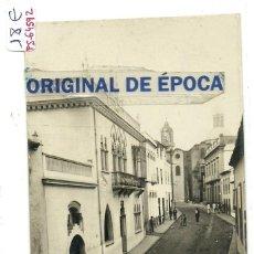 Postales: (PS-64592)POSTAL FOTOGRAFICA DE OROTAVA-CALLE DE LA IGLESIA. Lote 244898235