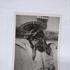 Postales: SANTÍSIMO CRISTO DE LA LAGUNA. FOTO GUERRA. SIN REVERSO. SIN CIRCULAR. Lote 244974700