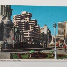 Postales: POSTAL PLAZA DE CANDELARIA, TENERIFE, CANARY ISLANDS. Lote 245024625