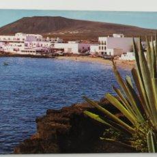 Postales: POSTAL LANZAROTE PISCINA DE LOS JAMEOS DEL AGUA. Lote 245024870