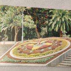 Postales: POSTAL 207 SANTA CRUZ DE TENERIFE RELOJ DE FLORES. Lote 245102040