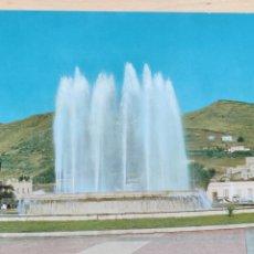 Postales: POSTAL 218 LA LAGUNA FUENTE Y CAPILLA DEL CRISTO. 1965. Lote 245234240