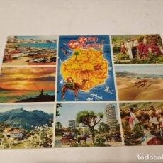 Postales: GRAN CANARIA - POSTAL GREETINGS FROM GRAN CANARIA. Lote 245260810