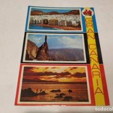 Postales: GRAN CANARIA - POSTAL GRAN CANARIA. Lote 245261380