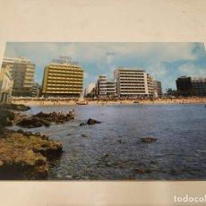 Postales: GRAN CANARIA - POSTAL LAS PALMAS - PLAYA DE LAS CANTERAS. Lote 245261550