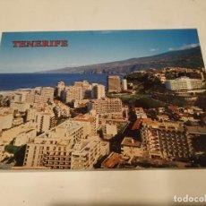 Postales: TENERIFE - POSTAL PUERTO DE LA CRUZ - VISTA PARCIAL. Lote 245264650