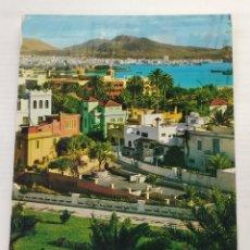 Postales: LAS PALMAS DE GRAN CANARIAS 1968. FOTO H.GÖSSLER. CIRCULADA. Lote 245978840