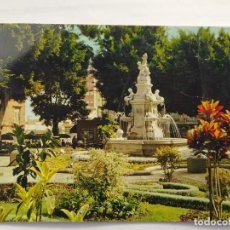 Postales: SANTA CRUZ DE TENERIFE - PLAZA WEILER - PHILIPPE MARTIN - CIRCULADA. Lote 246059190