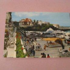 Postales: POSTAL DE PUERTO DE LA CRUZ. TENERIFE. ZONA DE SAN TELMO. ED. ANIBARRO.. Lote 246149480