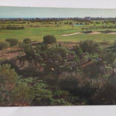 Postales: POSTAL GRAN CANARIA 1185 CAMPO DE GOLF MASPALOMAS. Lote 246274435