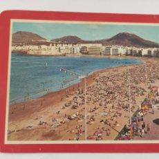 Postales: POSTAL 5003 LAS PALMAS DE GRAN CANARIA. PLAYA DE LAS CANTERAS.. Lote 246275145