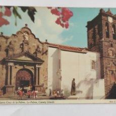 Postales: POSTAL SANTA CRUZ DE LA PALMA CANARY ISLANDS. Lote 246281315