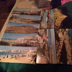 Postales: TENERIFE 9 POSTALES PANORÁMICAS. Lote 246590625