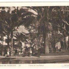 Postales: SANTA CRUZ DE TENERIFE PLAZA DE LOS PATOS.. Lote 246785080