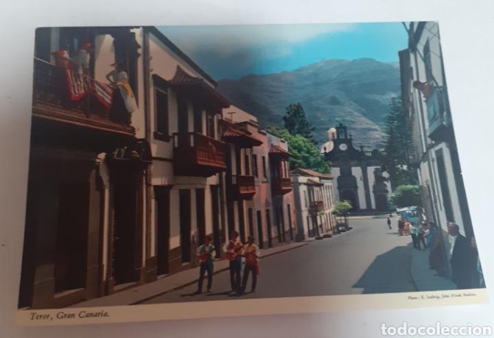 TEROR , GRAN CANARIA (Postales - España - Canarias Antigua (hasta 1939))