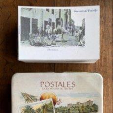Postales: COLECCIÓN COMPLETA. POSTALES EN LA HISTORIA DE TENERIFE. Lote 251893785