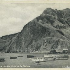 Cartes Postales: Nº 95-LA PALMA. VISTA DE STA. CRUZ DE LA PALMA. SIN CIRCULAR. ED. FOTO CENTRAL. Lote 251951370