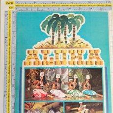 Cartes Postales: DOCUMENTO PARA FOTO POSTAL DE ALOHA SALA FIESTAS DISCOTECA PUERTO DE LA CRUZ TENERIFE. Lote 251989075