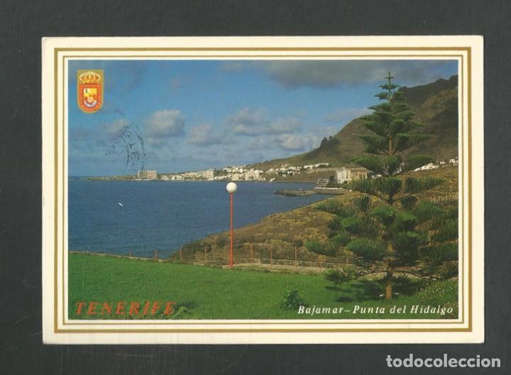 POSTAL CIRCULADA TENERIFE 334 EDITA SOL Y NIEVE (Postales - España - Canarias Moderna (desde 1940))
