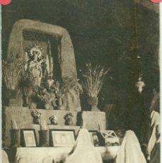 Postales: VIRGEN DE LA CUEVITA. GRAN CANARIA. HACIA 1930. Lote 253548450