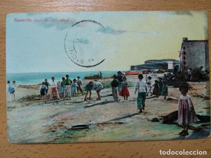 TENEIFE. BARRIO DE LOS LLANOS. (Postales - España - Canarias Antigua (hasta 1939))