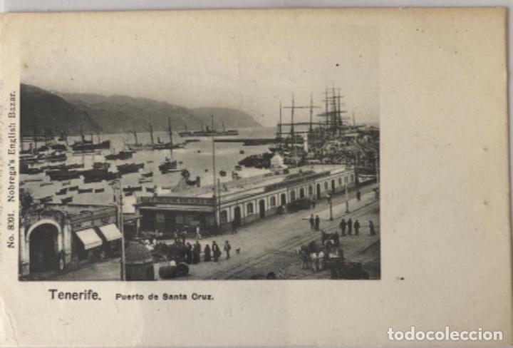 POSTAL DE TENERIFE.ISLAS CANARIAS (Postales - España - Canarias Antigua (hasta 1939))