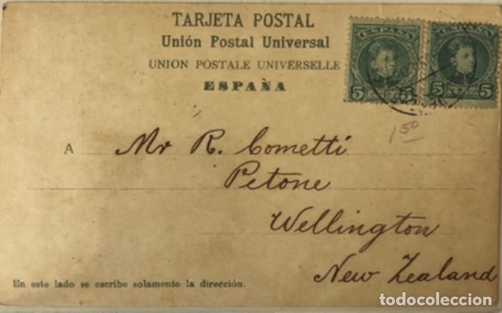Postales: Postal de Tenerife.Islas Canarias 1906 - Foto 2 - 254897160