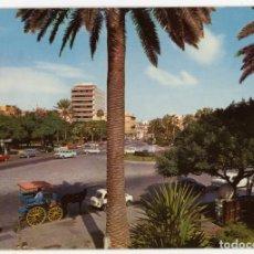 Postales: EM0619 GRAN CANARIA PUERTO DE LA CRUZ PARQUE SANTA CATALINA 1965 ESCUDO DE ORO Nº119 MINI AMI ARONDE. Lote 256011410