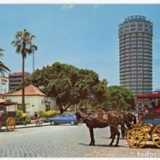 Postales: EM0621 GRAN CANARIA TARTANAS Y HOTEL DON 1971 JUAN Nº10038 COCHE. Lote 256012310