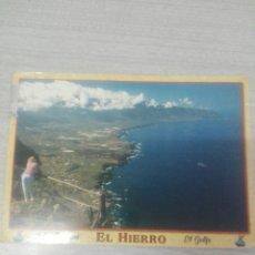 Postales: POSTAL ISLAS CANARIAS EL HIERRO EL GOLFO. Lote 257315195