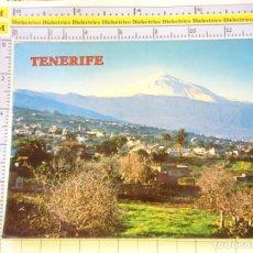 Postais: POSTAL DE TENERIFE. AÑO 1978. TACORONTE VISTA PARCIAL CON TEIDE AL FONDO. 5625 PERLA, 796. Lote 257336755