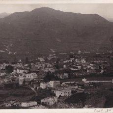 Cartes Postales: GRAN CANARIA, VILLA DE TEROR. POSTAL FOTOGRAFICA ESCRITA. Lote 258179090