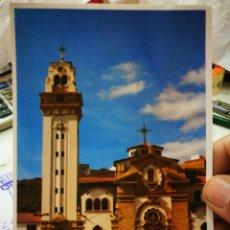 Postales: POSTAL TENERIFE SANTUARIO DE LA VIRGEN DE LA CANDELARIA N 11 JORPA A ESTADO PEGADA. Lote 260691610