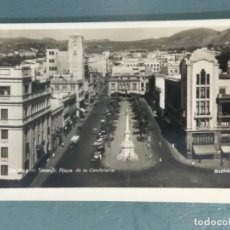 Postales: POSTAL FOTOGRAFICA (STA. CRUZ DE TENERIFE) - PLAZA DE LA CANDELARIA.. Lote 260761040