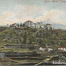 Postais: X125352 ISLAS CANARIAS TENERIFE OROTAVA GRAN HOTEL TAURO PRECURSOR ANTES DE 1904. Lote 261173240