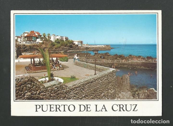 POSTAL SIN CIRCULAR PUERTO DE LA CRUZ 5036 TENERIFE EDITA GASTEIZ (Postales - España - Canarias Moderna (desde 1940))